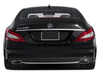 2016 Mercedes-Benz CLS Pictures CLS Sedan 4D CLS550 V8 Turbo photos rear view