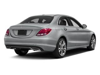 2016 Mercedes-Benz C-Class Pictures C-Class Sedan 4D C300 AWD I4 Turbo photos side rear view