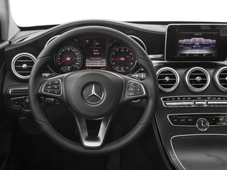 2016 Mercedes-Benz C-Class Pictures C-Class Sedan 4D C300 AWD I4 Turbo photos driver's dashboard