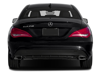 2016 Mercedes-Benz CLA Pictures CLA Sedan 4D CLA250 AWD I4 Turbo photos rear view