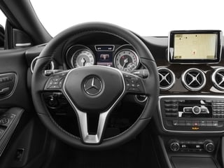 2016 Mercedes-Benz CLA Pictures CLA Sedan 4D CLA250 AWD I4 Turbo photos driver's dashboard