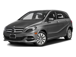 2016 Mercedes-Benz B-Class Pictures B-Class Hatchback 5D Electric Drive photos side front view