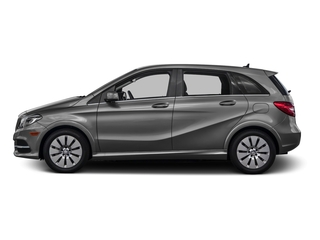 2016 Mercedes-Benz B-Class Pictures B-Class Hatchback 5D Electric Drive photos side view