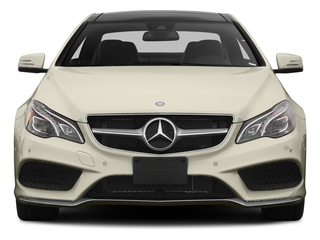 2016 Mercedes-Benz E-Class Pictures E-Class Coupe 2D E400 V6 Turbo photos front view