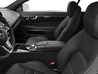 2016 Mercedes-Benz E-Class Pictures E-Class Coupe 2D E400 V6 Turbo photos front seat interior