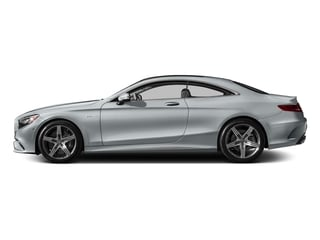 2016 Mercedes-Benz S-Class Pictures S-Class Coupe 2D S63 AMG AWD V8 Turbo photos side view
