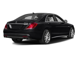 2016 Mercedes-Benz S-Class Pictures S-Class Sedan 4D S63 AMG AWD V8 Turbo photos side rear view