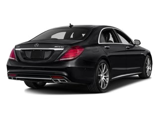 2016 Mercedes-Benz S-Class Pictures S-Class 4 Door Sedan Rear Wheel Drive photos side rear view