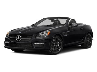2016 Mercedes-Benz SLK Pictures SLK Roadster 2D SLK55 AMG V8 photos side front view