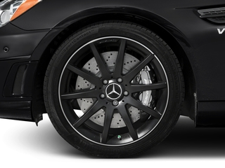 2016 Mercedes-Benz SLK Pictures SLK Roadster 2D SLK55 AMG V8 photos wheel