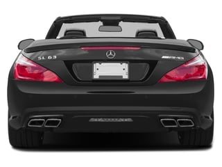 2016 Mercedes-Benz SL Pictures SL Roadster 2D SL63 AMG V8 Turbo photos rear view