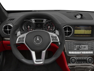 2016 Mercedes-Benz SL Pictures SL Roadster 2D SL63 AMG V8 Turbo photos driver's dashboard