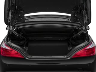 2016 Mercedes-Benz SL Pictures SL Roadster 2D SL63 AMG V8 Turbo photos open trunk