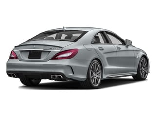2016 Mercedes-Benz CLS Pictures CLS Sedan 4D CLS63 AMG S AWD V8 photos side rear view