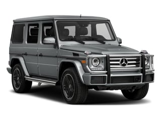 2016 Mercedes-Benz G-Class Pictures G-Class 4 Door Utility 4Matic photos side front view
