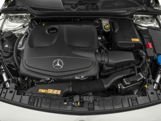2016 Mercedes-Benz GLA Pictures GLA Utility 4D GLA250 AWD I4 Turbo photos engine
