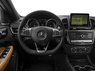 2016 Mercedes-Benz GLE Pictures GLE Utility 4D GLE450 Sport Coupe AWD V6 photos driver's dashboard