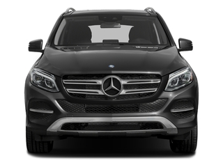 2016 Mercedes-Benz GLE Pictures GLE Utility 4D GLE300 AWD I4 Diesel photos front view