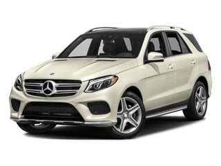 2016 Mercedes-Benz GLE Pictures GLE Utility 4D GLE400 AWD V6 photos side front view