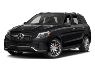 2016 Mercedes-Benz GLE Pictures GLE Utility 4D GLE63 AMG S AWD V8 photos side front view