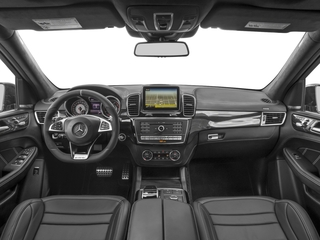 2016 Mercedes-Benz GLE Pictures GLE Utility 4D GLE63 AMG S AWD V8 photos full dashboard
