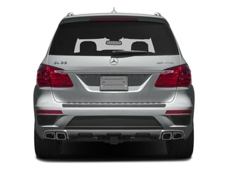 2016 Mercedes-Benz GL Pictures GL Utility 4D GL63 AMG 4WD V8 photos rear view