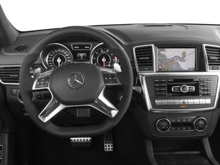 2016 Mercedes-Benz GL Pictures GL Utility 4D GL63 AMG 4WD V8 photos driver's dashboard