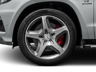 2016 Mercedes-Benz GL Pictures GL Utility 4D GL63 AMG 4WD V8 photos wheel