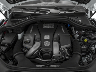2016 Mercedes-Benz GL Pictures GL Utility 4D GL63 AMG 4WD V8 photos engine