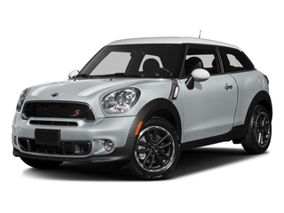 2016 MINI Cooper Paceman Pictures Cooper Paceman Coupe 2D Paceman JCW AWD I4 Turbo photos side front view