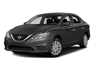 2016 Nissan Sentra Pictures Sentra Sedan 4D SV I4 photos side front view