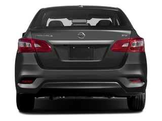 2016 Nissan Sentra Pictures Sentra Sedan 4D SV I4 photos rear view