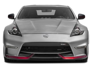 2016 Nissan 370Z Pictures 370Z Coupe 2D NISMO V6 photos front view