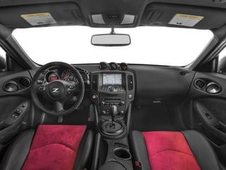 2016 Nissan 370Z Pictures 370Z Coupe 2D NISMO V6 photos full dashboard
