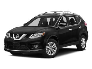 2016 Nissan Rogue Pictures Rogue Utility 4D SV AWD I4 photos side front view