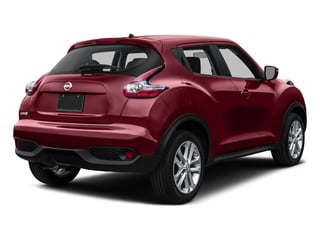 2016 Nissan JUKE Pictures JUKE Utlity 4D S 2WD I4 Turbo photos side rear view