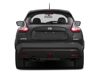 2016 Nissan JUKE Pictures JUKE Utility 4D NISMO RS 2WD I4 Turbo photos rear view