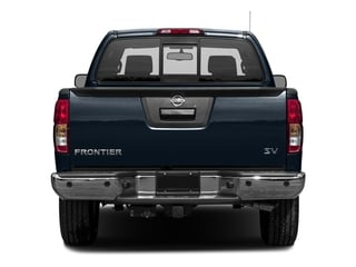 2016 Nissan Frontier Pictures Frontier King Cab SV 2WD photos rear view