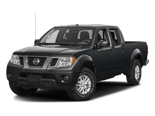 2016 Nissan Frontier Pictures Frontier Crew Cab SV 4WD photos side front view