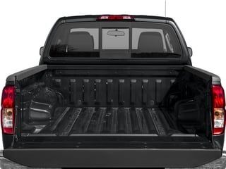 2016 Nissan Frontier Pictures Frontier Crew Cab SV 4WD photos open trunk