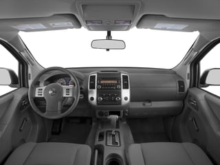 2016 Nissan Frontier Pictures Frontier Crew Cab S 2WD photos full dashboard