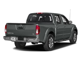 2016 Nissan Frontier Pictures Frontier Crew Cab SL 4WD photos side rear view