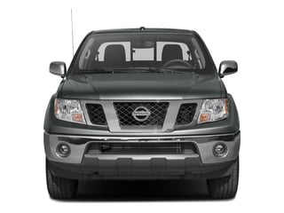 2016 Nissan Frontier Pictures Frontier Crew Cab SL 4WD photos front view