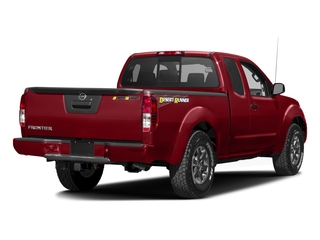 2016 Nissan Frontier Pictures Frontier King Cab Desert Runner 2WD photos side rear view