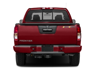 2016 Nissan Frontier Pictures Frontier King Cab Desert Runner 2WD photos rear view
