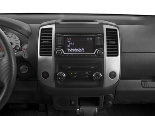 2016 Nissan Frontier Pictures Frontier King Cab Desert Runner 2WD photos stereo system