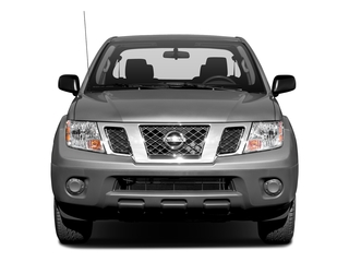 2016 Nissan Frontier Pictures Frontier King Cab S 2WD photos front view