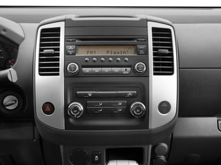 2016 Nissan Frontier Pictures Frontier King Cab S 2WD photos stereo system