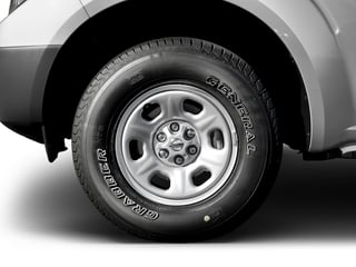 2016 Nissan Frontier Pictures Frontier King Cab S 2WD photos wheel