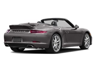 2016 Porsche 911 Pictures 911 Cabriolet 2D Black Edition H6 photos side rear view